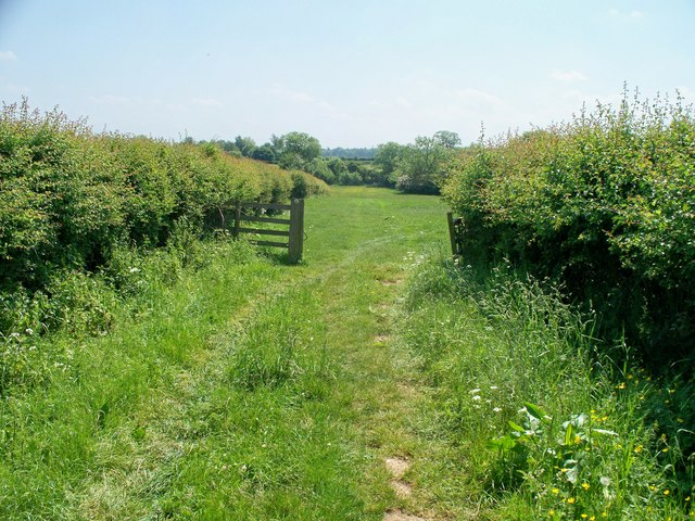 Footpath to Bould [2]