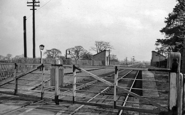 Bubwith Station (remains)