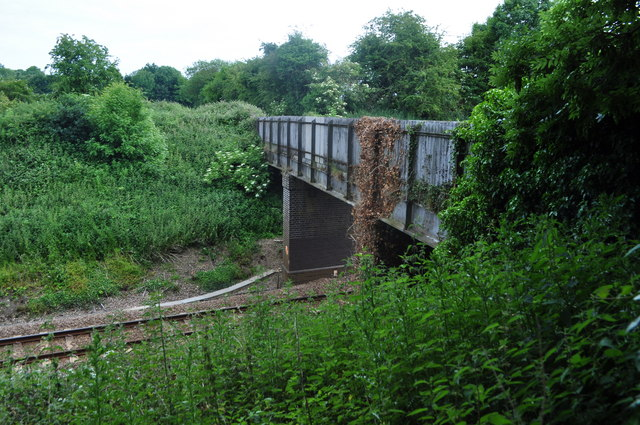 Old farm accommodation bridge