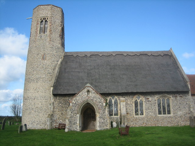 All Saints, Edingthorpe