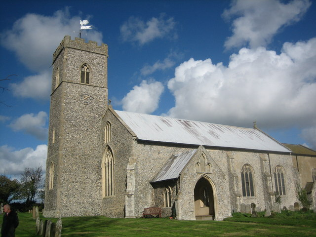 St. Peter and St. Paul, Knapton