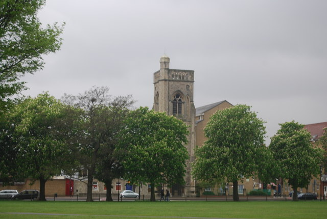 Immanuel and St Andrew's Church, Streatham