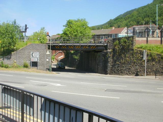 Railway bridge, Crosskeys