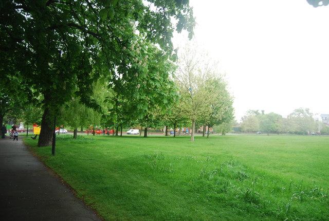 Trees, Streatham Common