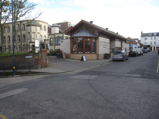 The Evron Centre and Tourist Information Office