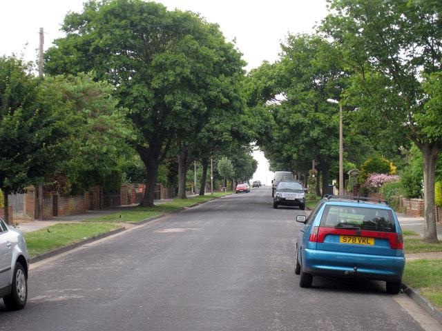 Leicester Avenue