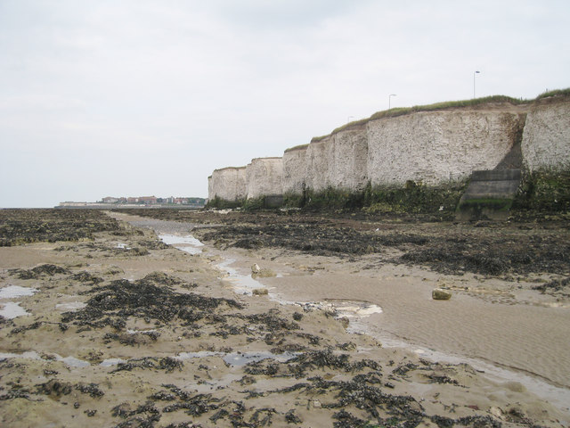 Cliffs at Epple Bay