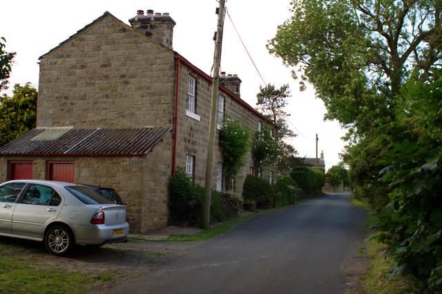 Summer Evening, Braythorne Cottages