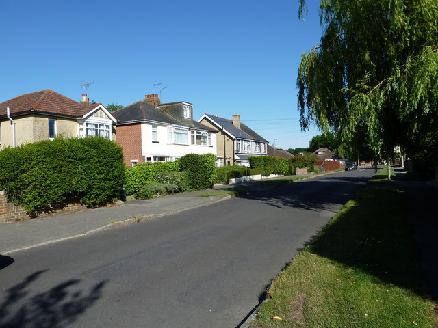 Houses in The Crescent