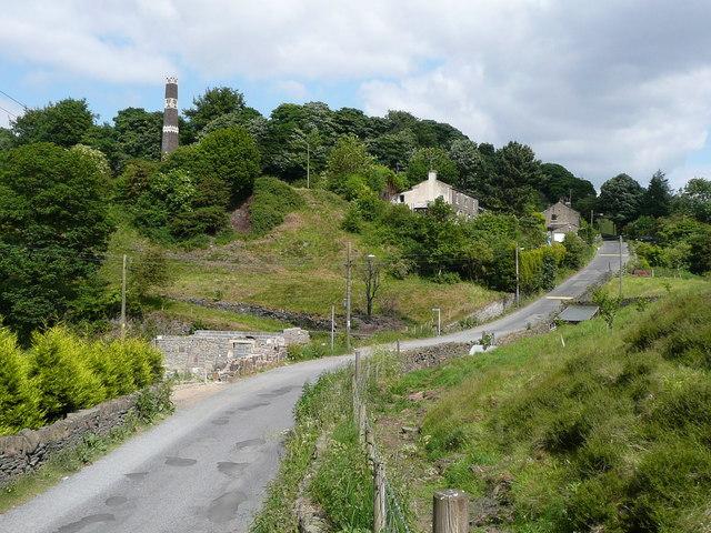 Brow Lane, Clayton