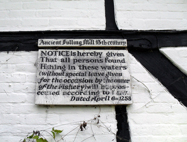 Ye Olde Small Notice
