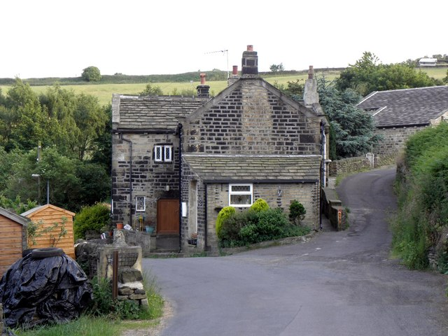 Hollyn Well Farm, Pickwood Scar, Norland