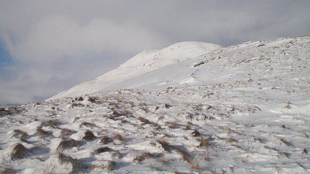 Ben Ledi - the south ridge