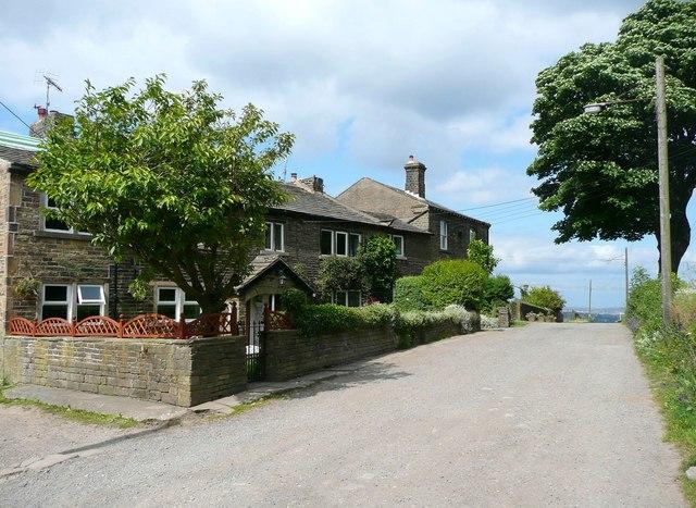 West Scholes Farm, Thornton