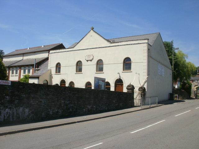 Beulah Baptist Chapel, Newbridge