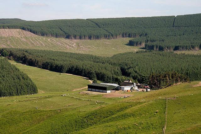 Wooplaw Farm