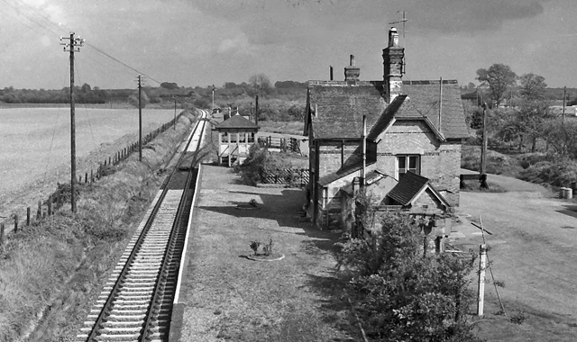 Buckden Station