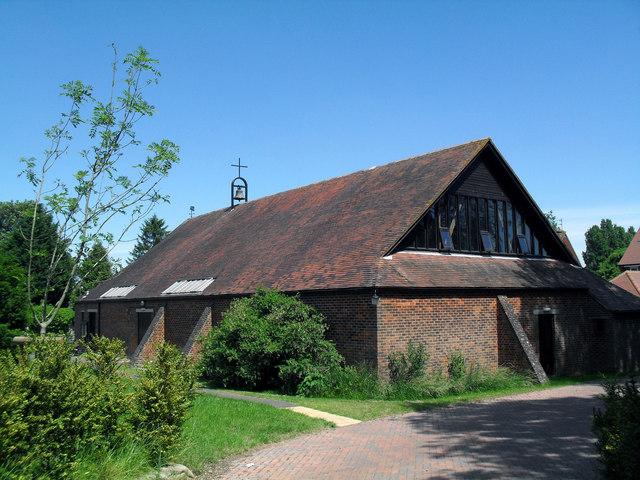 St Peters Church, Newlands Avenue