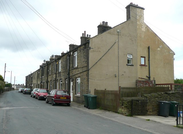 Mill Lane, Mountain, Queensbury