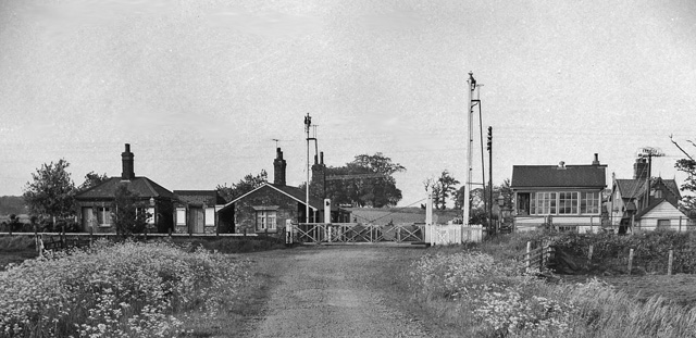 Buckenham Station