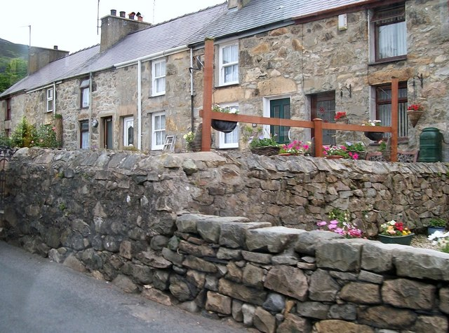 Cottages at Trefor