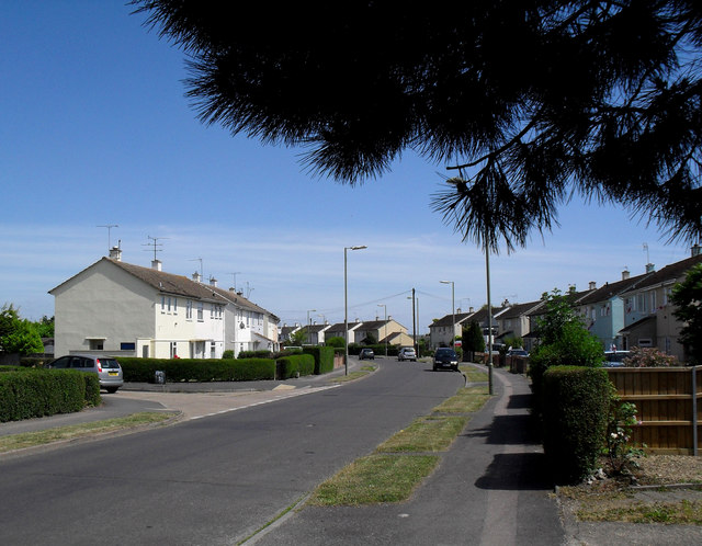 Houses on Queensway