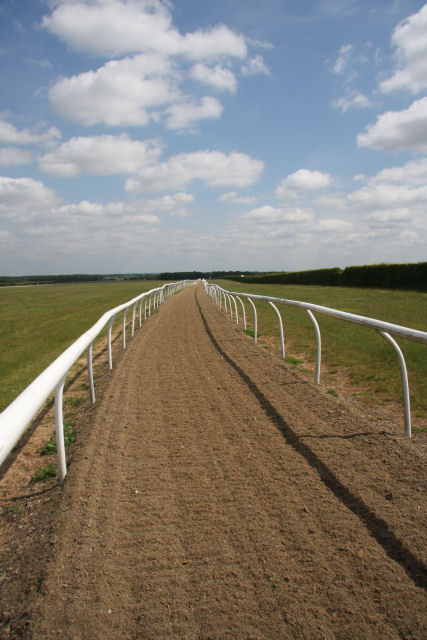 Exercise track at Railway Field