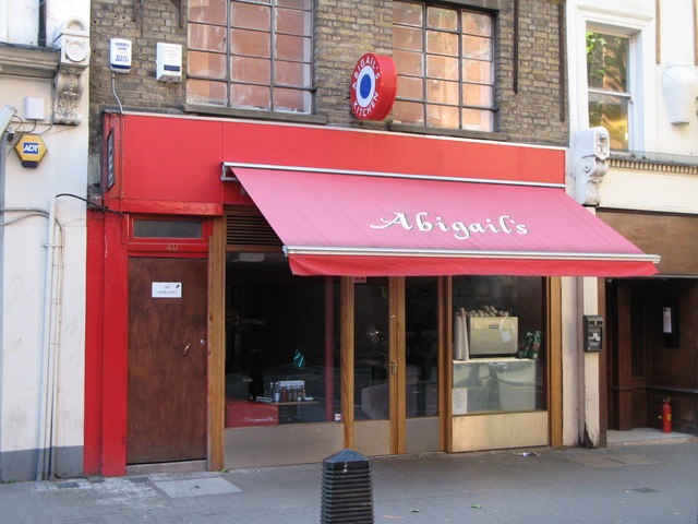 Abigail's Kitchen, 40 Greville Street, EC1