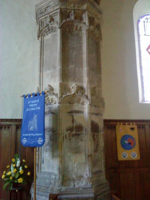 Impressive column