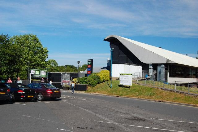 Membury Services