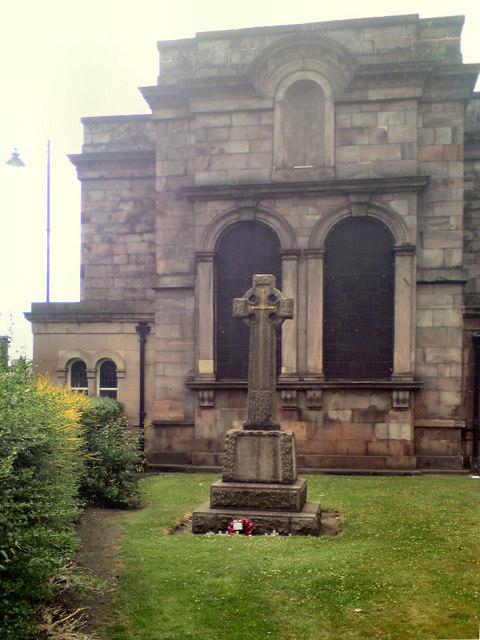 Sacred Trinity War Memorial