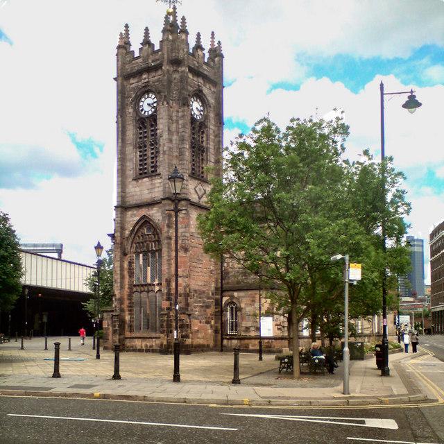 Sacred Trinity Church