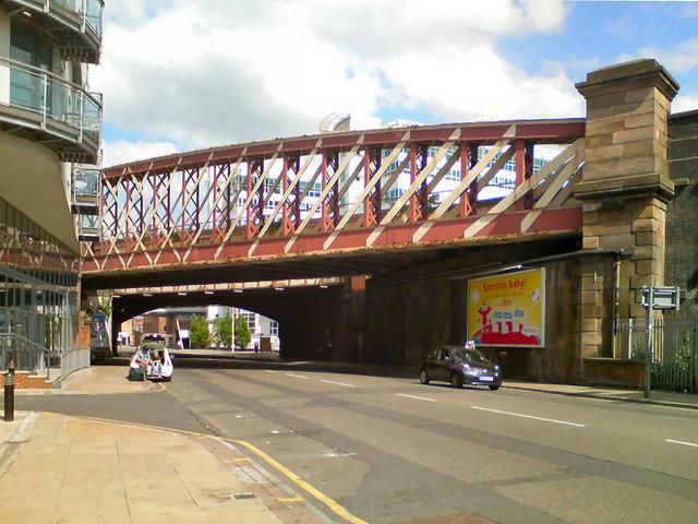 Chapel Street Railway Bridge