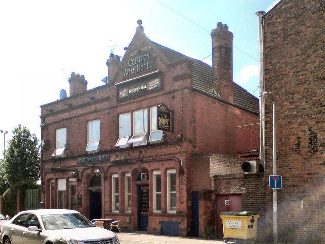 Egerton Arms Hotel