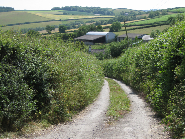 Track to Dipwell