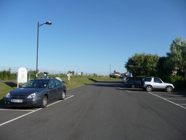 Starcross : Car Park