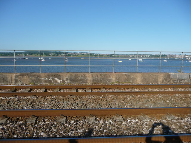 Starcross : Railway & River Exe