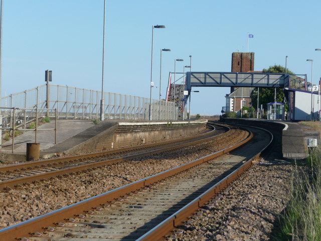 Starcross : Starcross Railway Station