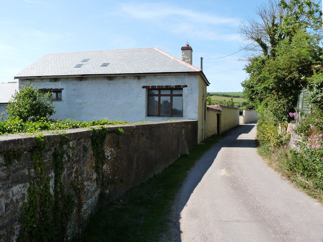 The Grange, Sanfield Farm, Lobb