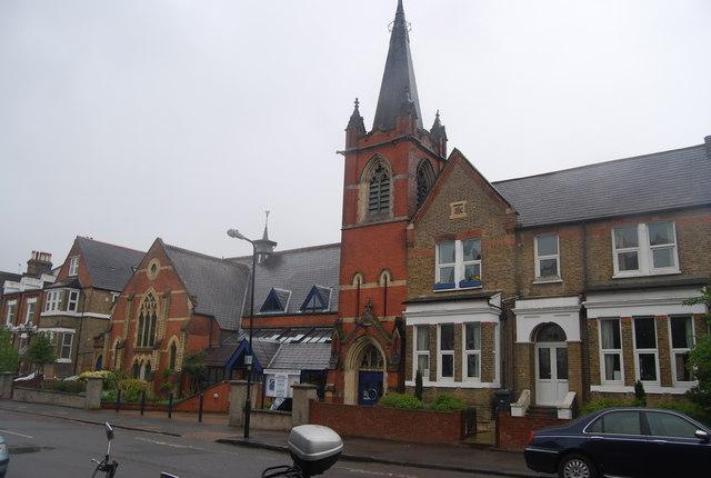 Streatham Baptist Church, Lewin Rd