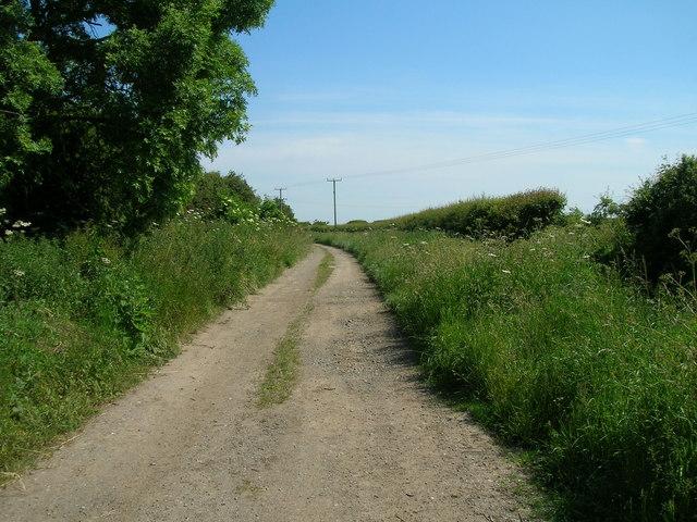 South Leys Road, Hollym