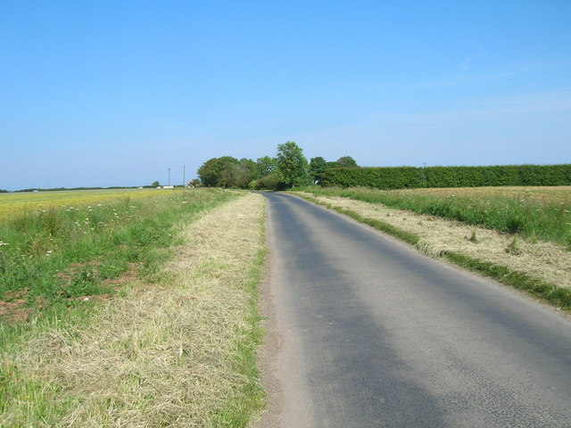 North Leys Road heading east