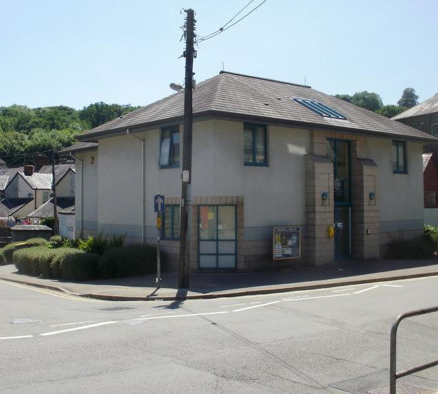 Newbridge Police Station