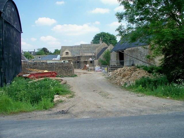 Lower Farm, Bould