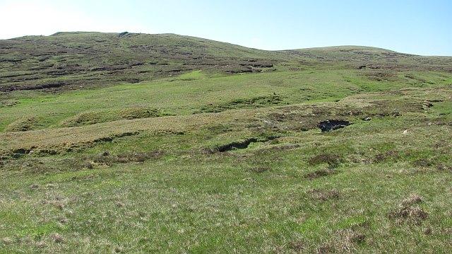 Poll-gormack Hill