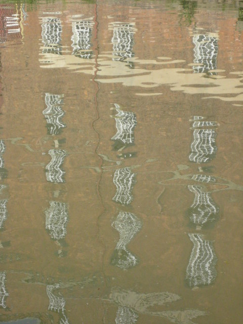 Reflections of Healing's Mill