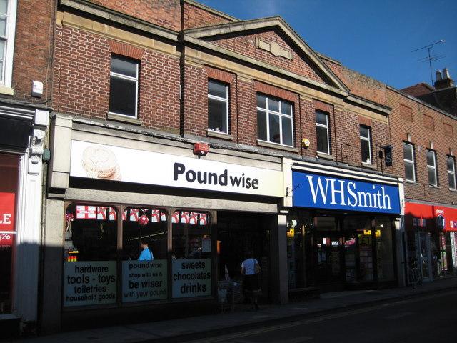 Former Woolworths, Tewkesbury