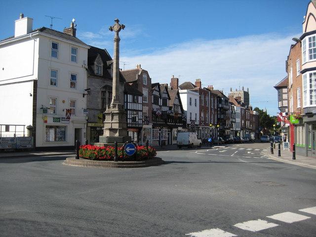 Church Street, Tewkesbury