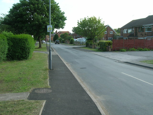 Altaugh Road, Keyingham