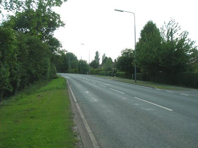 A1033 towards Hull